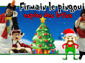 Journée de Noël pour enfants