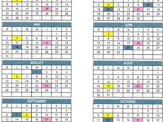 Calendrier des séances du conseil municipal 2020
