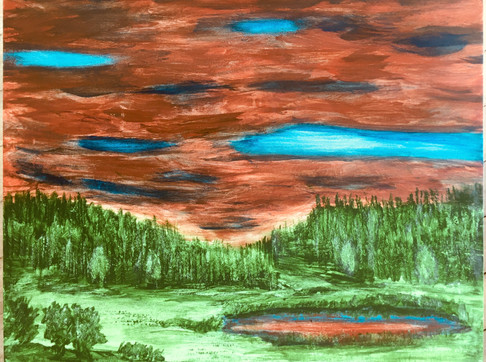 Absract Landscape