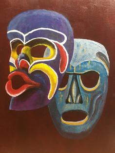 First Nation Masks