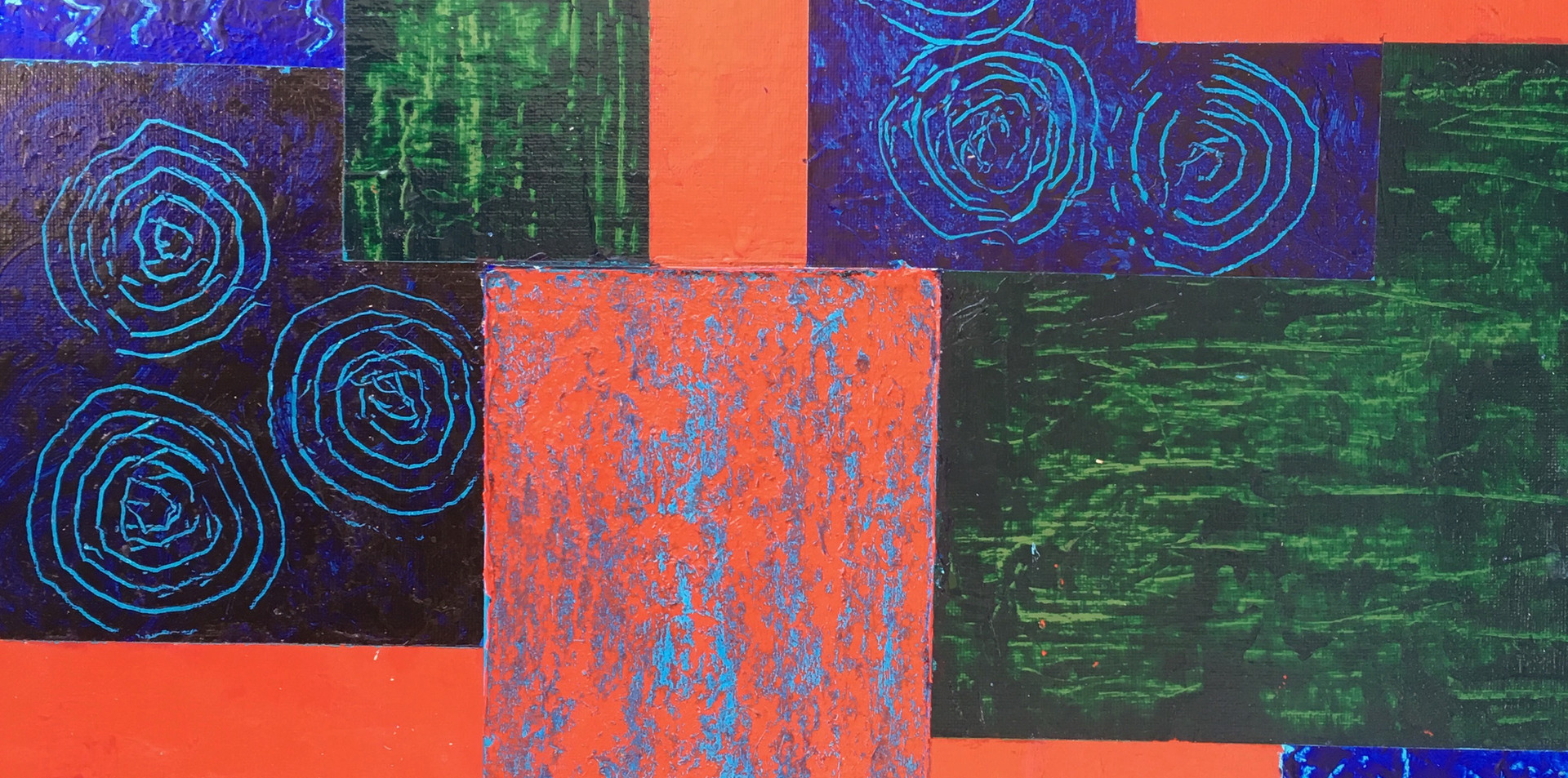 "Canvas board 16""x20"""