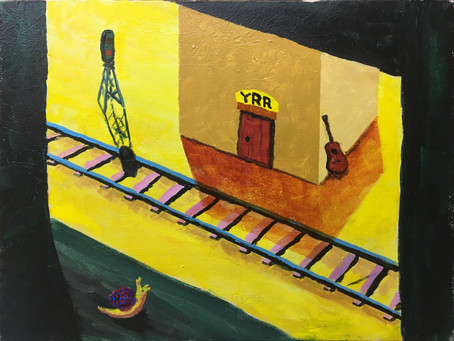Yellow Railroad