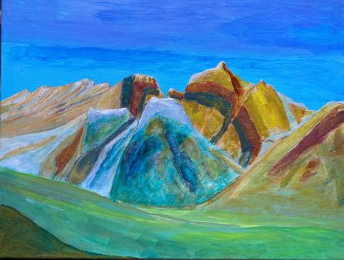 Metamorphic Peaks, Sierra