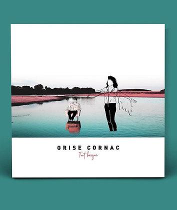Cd -Album TOUT BAIGNE - Grise Cornac