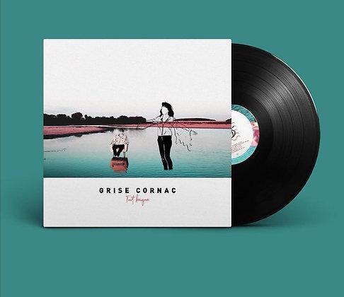 """Vinyle """"Tout Baigne"""" - GRISE CORNAC"""