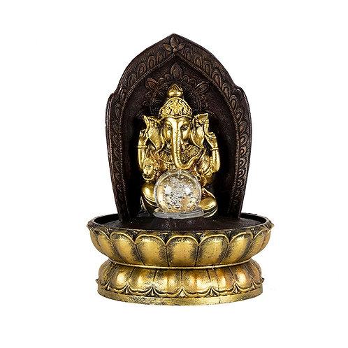 Ganesh Crystal Fountain