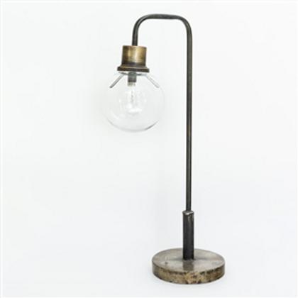 Long Brass Lamp