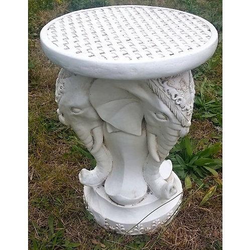 Double Elephant Table