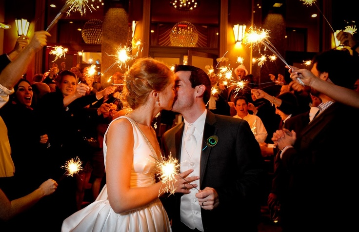Image result for How to Dispense Wedding Sparklers to your Guests