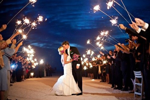 Our 36 Inch Wedding Sparklers Have Burn Time Of Roximately Four Minutes These Are Made With A Steel Wire Core And Smokeless Ash Less
