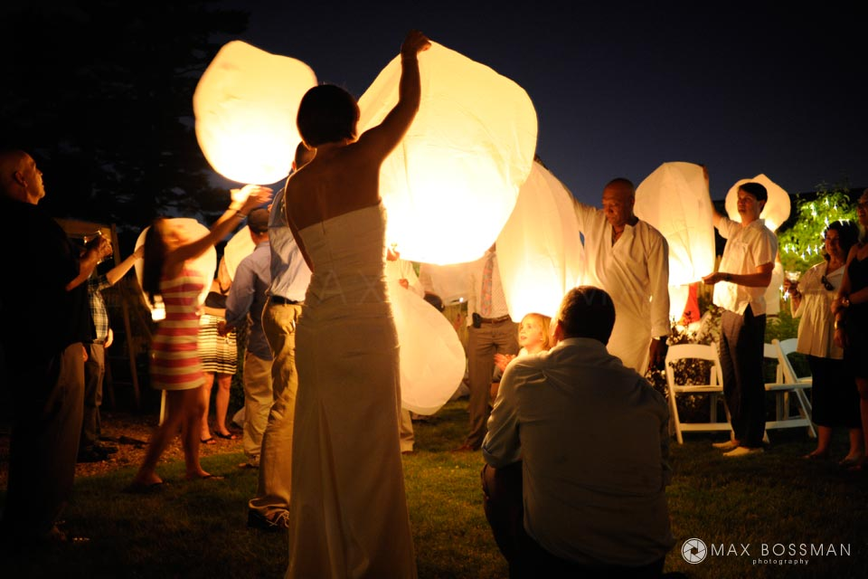 Tips On Using Sky Lanterns At Weddings Wish Where To
