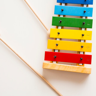 8 Note Xylophone Music sheets