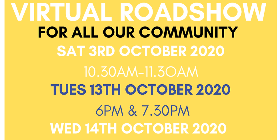 Broomfield Roadshow  - for all our community