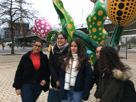 Year 11 Day trip to Lille