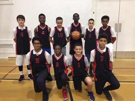Year 8/9 Basketball