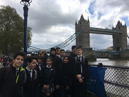 Tower of London - Yr 9