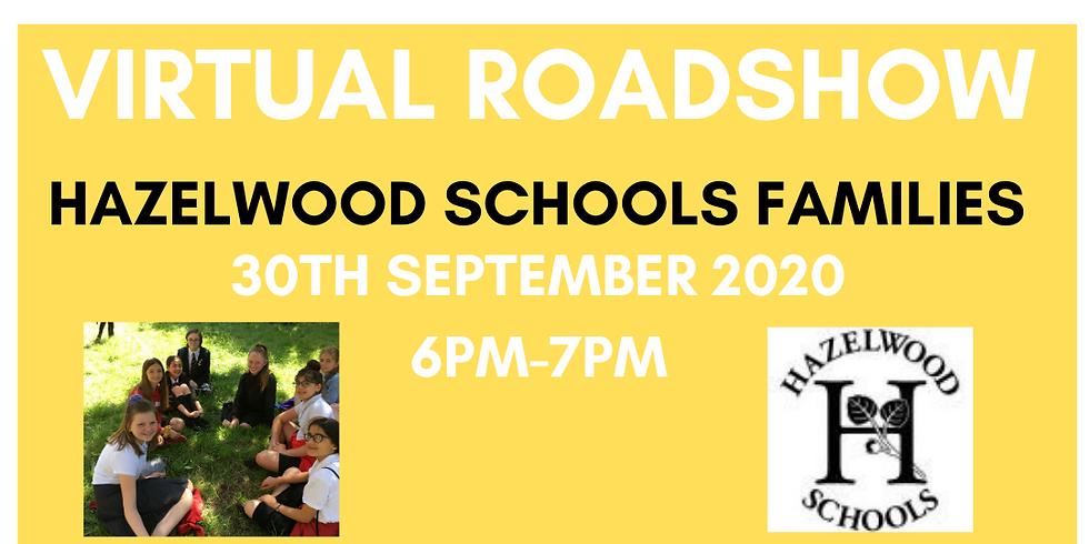 Broomfield Roadshow - Hazelwood School