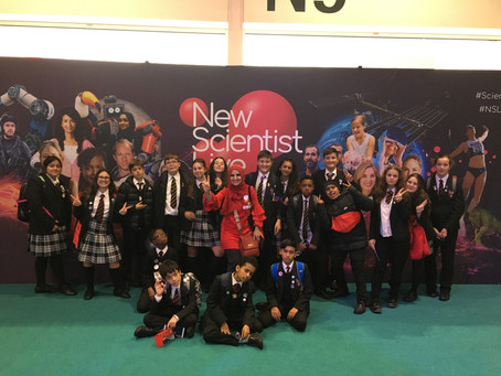 New Scientist Live Event at EXCEL