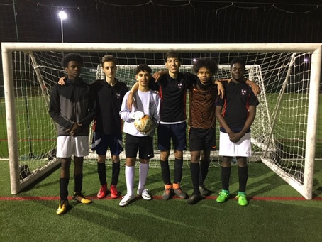 Year 10 6 a side Comp