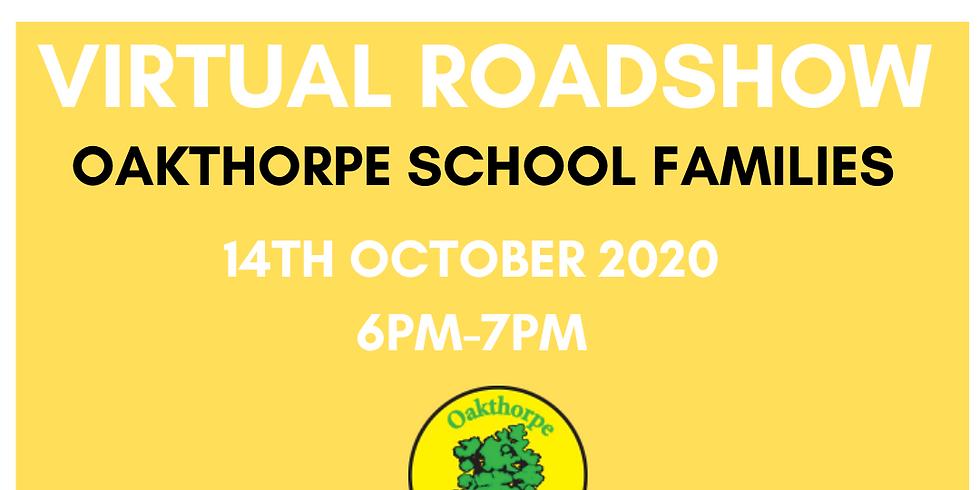 Broomfield Roadshow  - Oakthorpe School