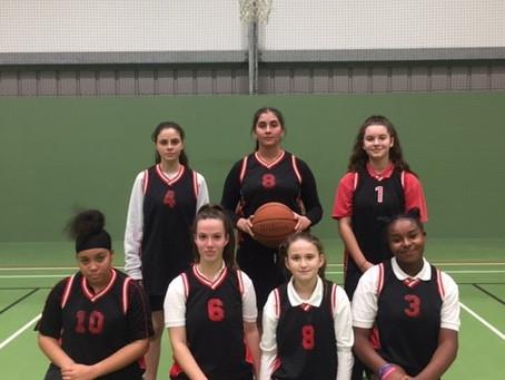 Senior Girls Basketball - Enfield Tournament