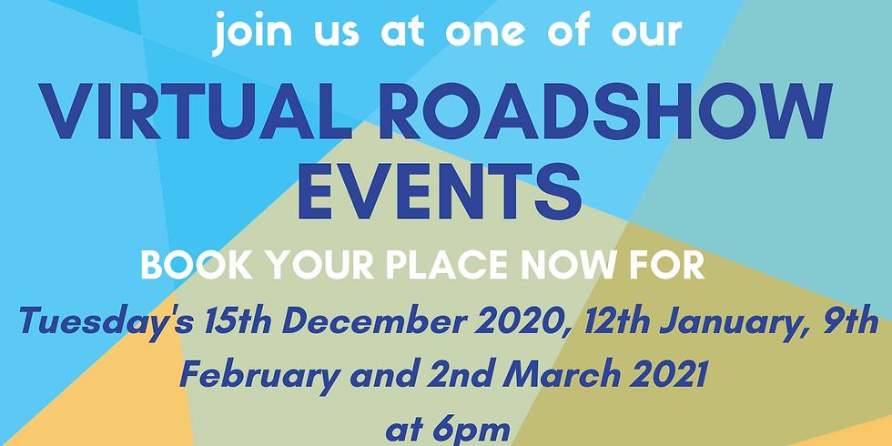Broomfield Roadshow  - February