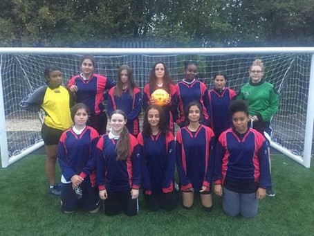 Senior Girls Football