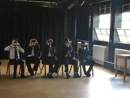 VR Anti-bullying Workshop