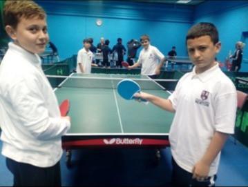 Table tennis Comp
