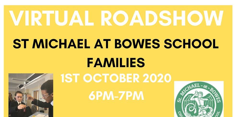 Broomfield Roadshow - St Michael at Bowes School
