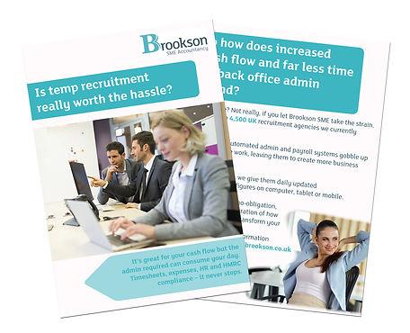 Brookson Services Leaflet