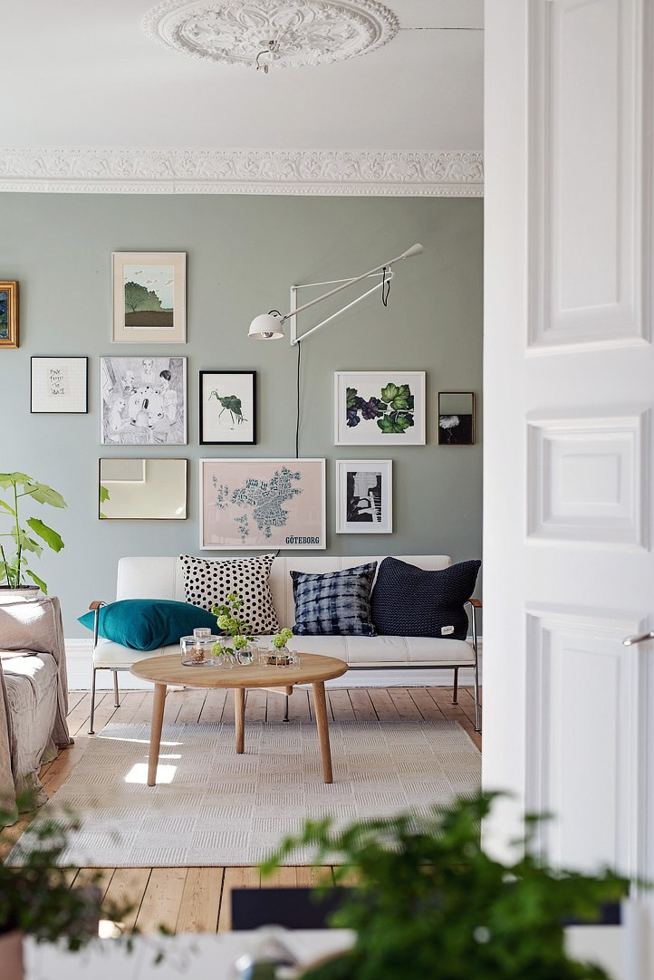 Sage minimal interior