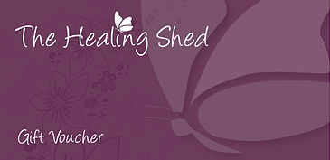 The Healing Shed Gift Voucher