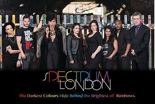 Spectrum London Business Card