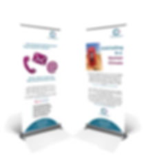 Intelligent Marketing Roller Banners