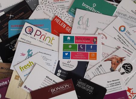 Do I Need a Business Card?