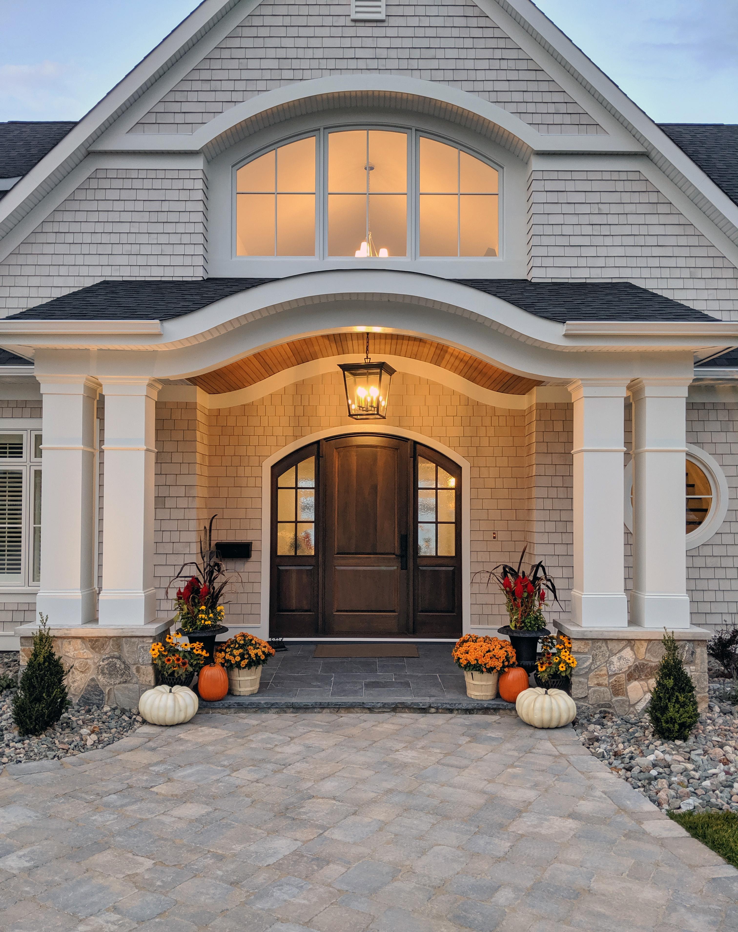 Nagle Front Door