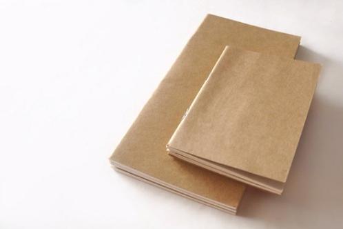 Traveler's notebook refills / Pack of 3