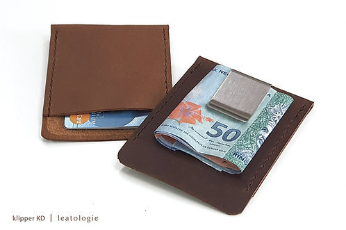 Klipper KD • Card Holder With Clip