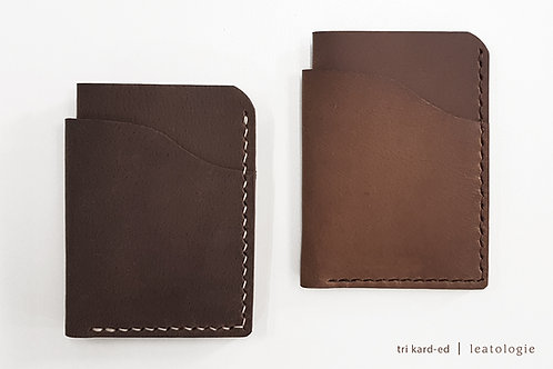 Tri kard-ed • Card Holder