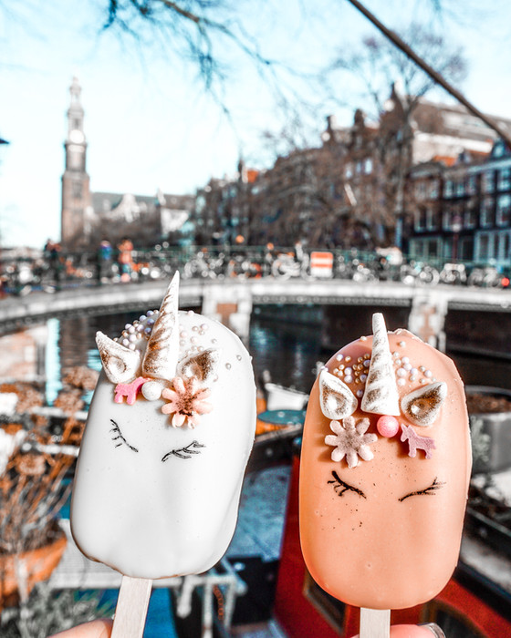 Instagrammable Food Places in Amsterdam