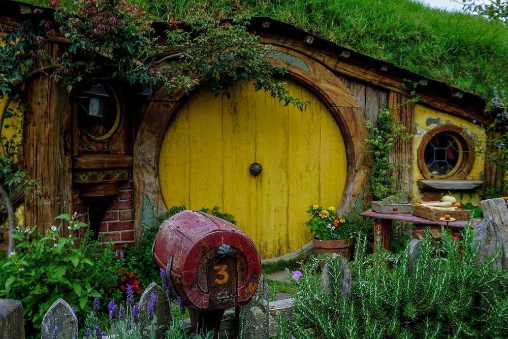 """""""it was a hobbit-hole, and that means comfort."""" JRRT"""