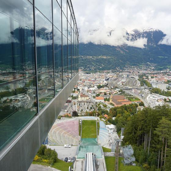 Visit Bergisel Ski Jump