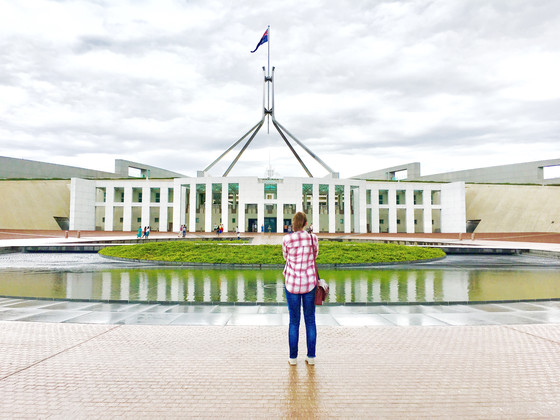 Canberra (Day Trip)