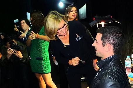 Liz Bomben Alex Rossi Celebrity Makeup Artist