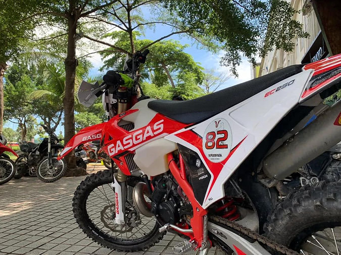 The exciting motocross - 2020 Fufeng cup 14