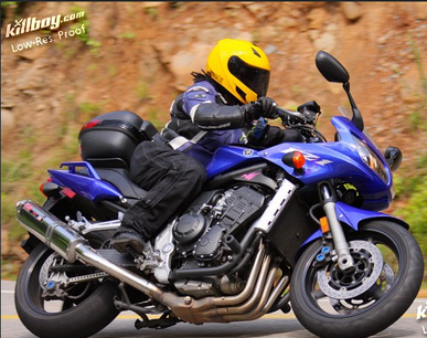 INNOVV C1 & MOTOCRCYCLIST