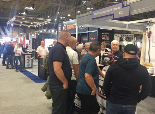 INNOVV UK – Motorcycle Live 2019