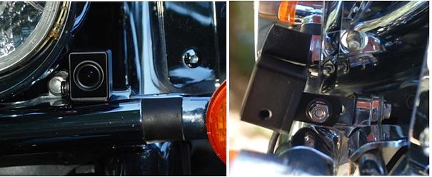 INNOVV K1 Install on 2014 Honda Shadow Aero VT750C