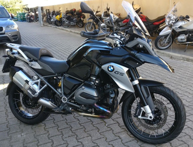 INNOVV C5 Motorcycle Camera System was Installed on BMW R1200GS